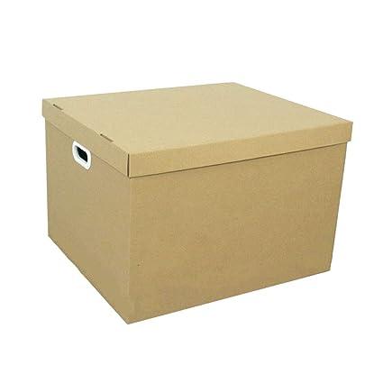 KKCF-HE Cajas De Cartón con Cubierta 5 Capas Corrugadas Mango Perforado Paquete Plano Suministros