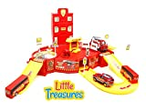 Best Little Treasures 3 Year Old Boy Gifts - Little Treasures State fire station Toy - 911 Review