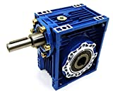 RV050 Worm Gear 40:1 Coupled Input Speed Reducer