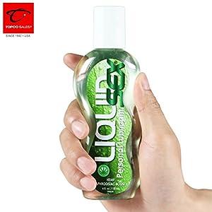 Liquid Sex Xtreme Lubricant w/Hemp - 4 oz