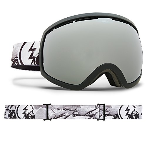 Electric Visual EG2 Duct Tape/Brose Silver Chrome Snow Goggle ()