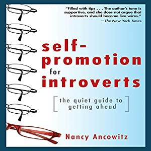 Self-Promotion for Introverts Audiobook