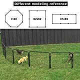 Dog Pen Extra Large Indoor Outdoor Back or Front