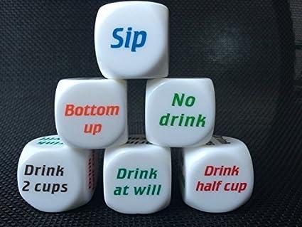 Fun new drinking games