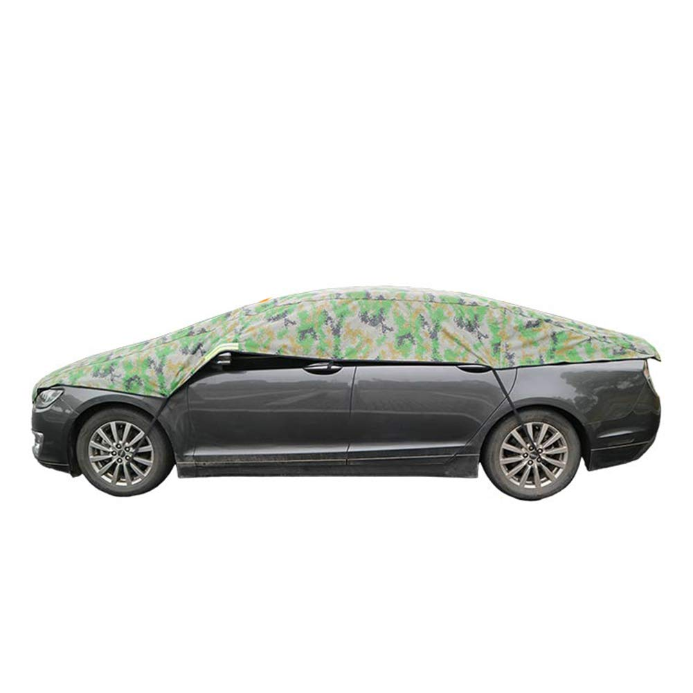 NOT Santana Car Windshield Snow Cover Frost Guard Protector Front Windshield Sun Shade
