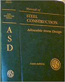 aisc manual of steel construction 9th edition free download