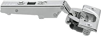 Blum 110 Degree Straight Arm Clip Top Cabinet Hinge Soft Close Screw on 71B3550