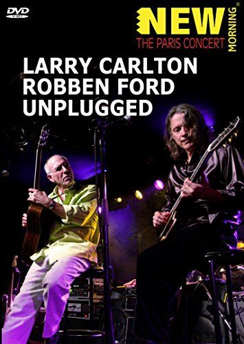 Carlton, Larry - Unplugged - Dvd Larry Carlton