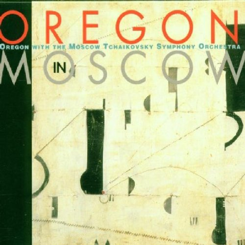 Oregon in Moscow by Intuition