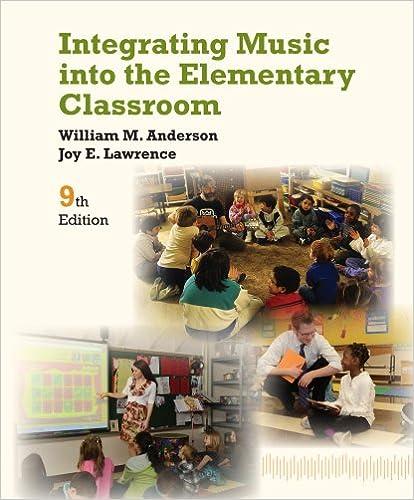 Amazon com: Integrating Music into the Elementary Classroom
