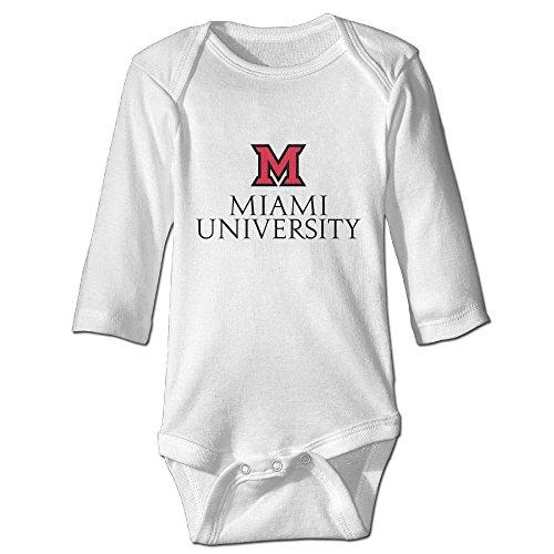 Miami University Baby Bodysuit Baby (Caralina Panthers)