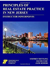 Principles of Real Estate Practice in New Jersey - Instructor PowerPoints