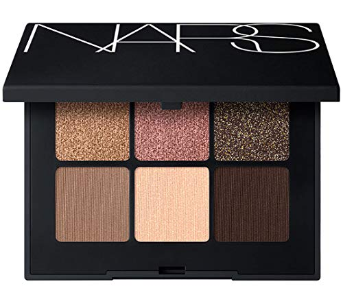 NARS Voyageur Limited Edition Six Eyeshadow Palette in Suede – Full Size