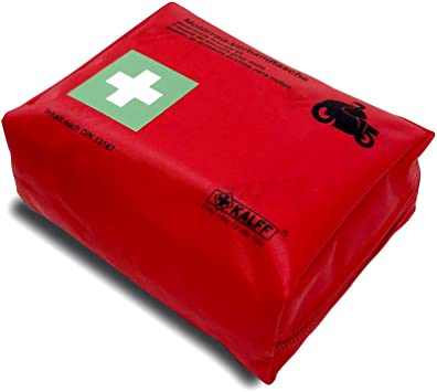 Approved DIN 13164 First Aid Kit Box for Bike