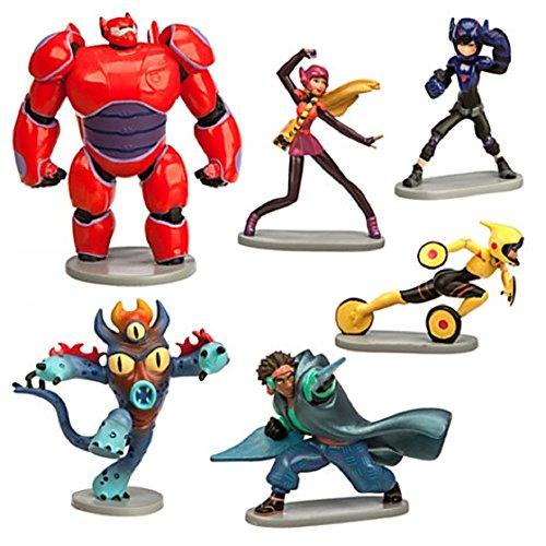 Big Hero Figure Play Set