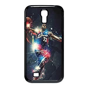 I-Cu-Le Customized LeBron James Pattern Protective Case Cover Skin for Samsung Galaxy S4 I9500