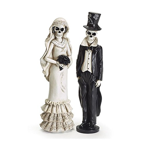 Burton & Burton Figurine Bride/Groom Dod, 2 Assorted]()