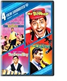 4 Film Favorites: Jerry Lewis (4FF) by Paramount Catalog by Various