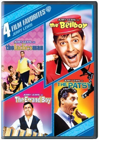 4 Film Favorites: Jerry Lewis (4FF) by Paramount Catalog by Various by Paramount Catalog