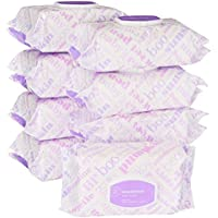 9-Pack (720 Count ) Amazon Elements Sensitive Flip-Top Packs Baby Wipes