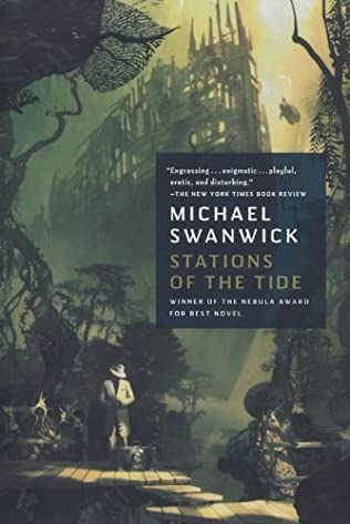 book cover of Stations of the Tide
