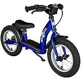 Bikestar 12 inch (30.5cm) Kids Balance Bike / Kids Running - Classic - Blue