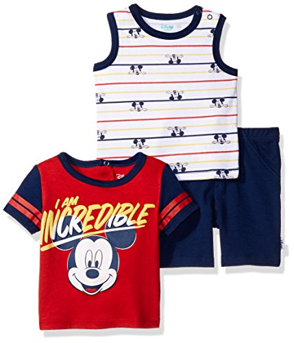 Disney Mickey Mouse 3 Piece T Shirt