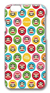 iPhone 6 Cases, Paul Frank Protective Snap-on Hard Case Back Cover Protector Slim Rugged Shell Case For iPhone 6 (4.7 inch)