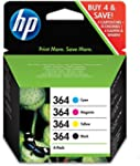 HP 364 Print Cartridge Combo Pack - (...