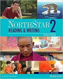 Northstar listening and speaking 4