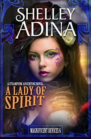 book cover of A Lady of Spirit