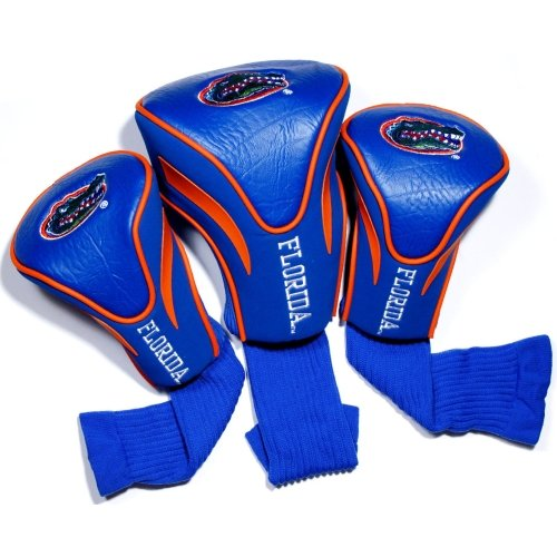 NCAA Florida Gators 3 Pack Contour Golf Club Headcover