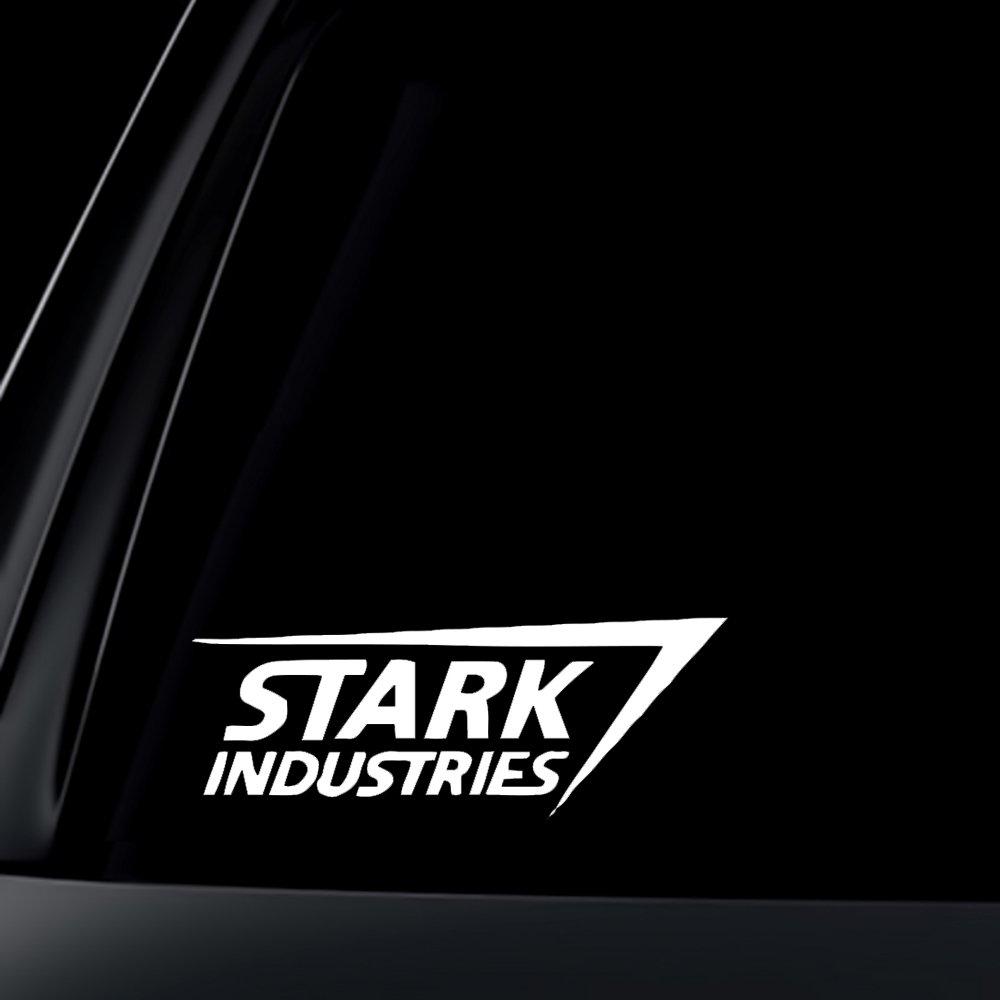 Stark Industries Car Decal / Sticker