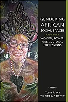 Gendering African Social Spaces: Women, Power, and Cultural Expressions (Carolina Academic Press African World Series)