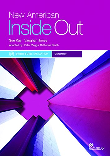 New American Inside Out Student's Book With CD-Rom