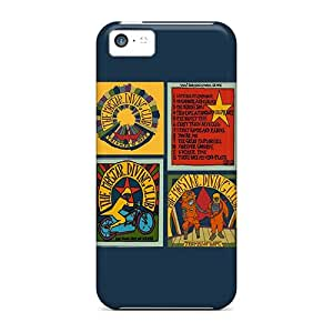 Hot Style DxL5337loBb Protective Case Cover For Iphone5c(mostar)
