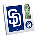 MLB San Diego Padres Digital Desk Clock