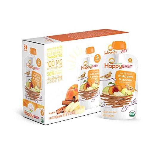 Organic Hearty Fruits Quinoa 4 Ounce