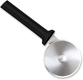 product image for Rada Cutlery Pizza Cutter 3 Inch Wheel Stainless Steel Resin, Black Handle
