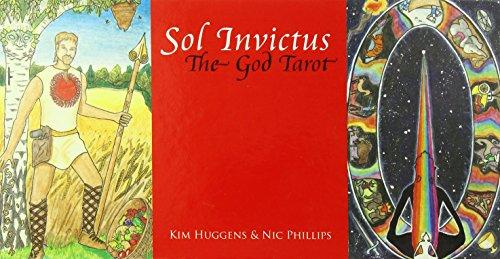 Sol Invictus: The-God Tarot (Box Set) by Schiffer Publishing, Ltd.