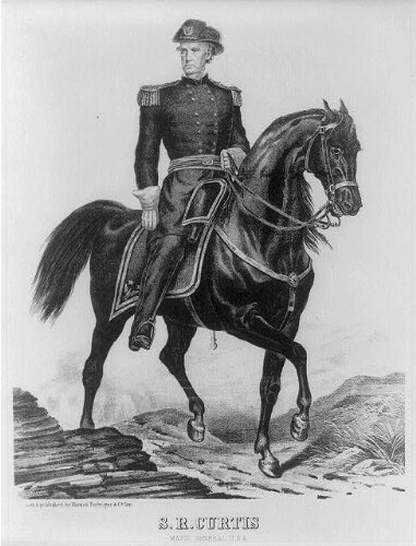 Photo: S.R. Curtis,Samuel Ryan Curtis,1805-1866,American military officer,Union Army