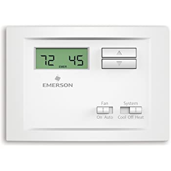 honeywell non programmable digital thermostat 2 pack. Black Bedroom Furniture Sets. Home Design Ideas