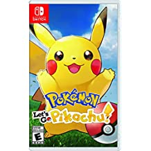 Pokemon Let's Go Pikachu - Pikachu Edition
