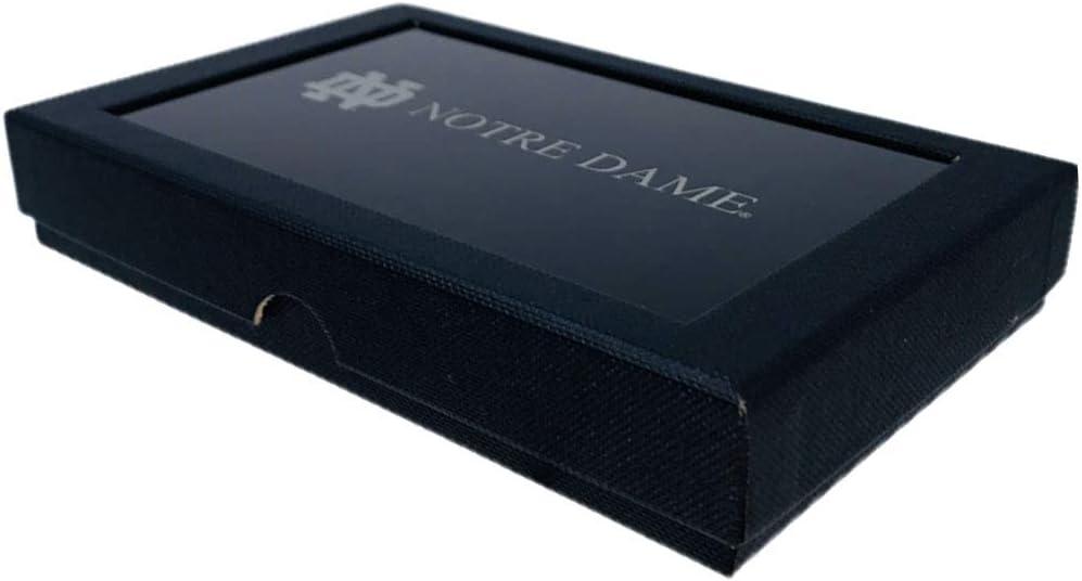 Laser Engraved Gifts Ohio State University Buckeyes Pen//Card Holder Gift Set Carbon Fiber Set