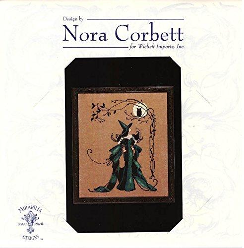 Mirabilia Nora Corbett Counted Cross Stitch Chart ~ MINERVA #221