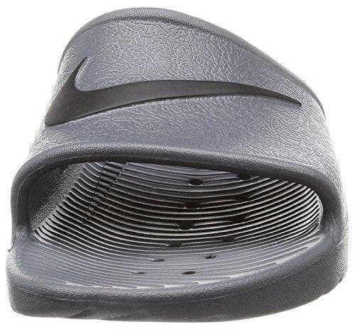 Nike Men's Kawa Shower Flip Flops Grey (Dark Grey/Black 010) PxkmzlMw2
