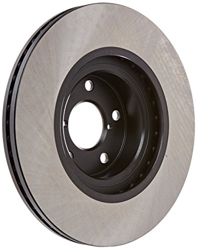 Centric Parts 120.47021 Premium Brake Rotor with E-Coating