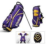 Minnesota Vikings Fairway Golf Stand Bag