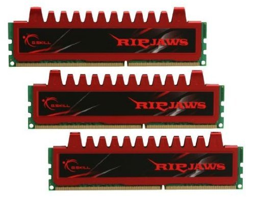 Sandisk G.SKILL Ripjaws Series 12GB (3 x 4GB) DDR3 1333MH...