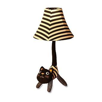 Lampe De Table Meng Cat Lampe De Table Lampe De Chevet Dessin Anime